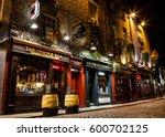 dublin ireland jan 22 2017  ... | Shutterstock . vector #600702125