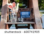 Stock photo photo booth props 600741905