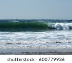 Breaking Waves Off Southeaster...