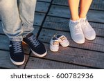 Shoes Mom  Dad And Kid Is On...