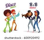 set of vector cartoon... | Shutterstock .eps vector #600920492