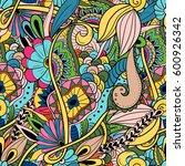 seamless vector pattern...   Shutterstock .eps vector #600926342