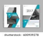 design for business brochure... | Shutterstock .eps vector #600939278