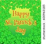 design flyer for traditional... | Shutterstock .eps vector #600963185