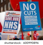 london  uk. 4th march 2017.... | Shutterstock . vector #600990896