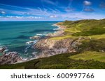 picturesque view of the north... | Shutterstock . vector #600997766