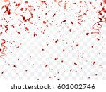 celebration background template ... | Shutterstock .eps vector #601002746
