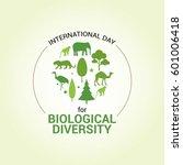 international day for... | Shutterstock .eps vector #601006418