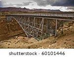 Old Navajo Bridge Spans...