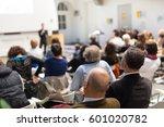 business and entrepreneurship... | Shutterstock . vector #601020782