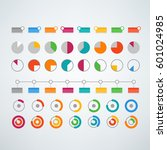 different color infographic...