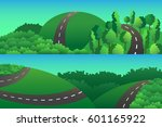 colorful vector illustration... | Shutterstock .eps vector #601165922