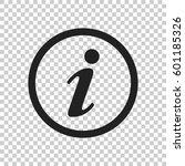 information icon vector...