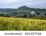 falkenstein in lower austrias... | Shutterstock . vector #601207436