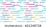 flat geometric pattern....   Shutterstock .eps vector #601248728