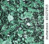 texture of green marble | Shutterstock . vector #601271915