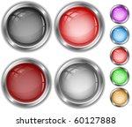 vector internet buttons   Shutterstock .eps vector #60127888