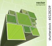 abstract transparent green... | Shutterstock .eps vector #60128239