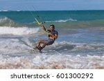san juan  puerto rico   jan... | Shutterstock . vector #601300292
