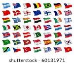 mix flags | Shutterstock . vector #60131971