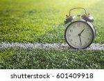Soft Focus  Black Clock On...