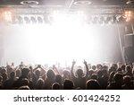 concert | Shutterstock . vector #601424252