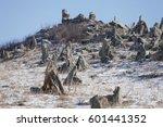 Stone Pyramids For Spirits On...