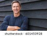 portrait shot of an attractive  ... | Shutterstock . vector #601453928