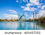 orlando. usa. florida   march...   Shutterstock . vector #601457252