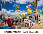 orlando. usa. florida   march... | Shutterstock . vector #601469636