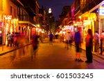 new orleans  louisiana  ... | Shutterstock . vector #601503245