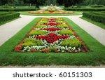 Castle Garden In Lednice  Czec...