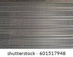 texture of fin for heat... | Shutterstock . vector #601517948