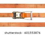 very useful ratchet strap on... | Shutterstock . vector #601553876