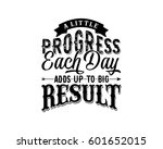 black silhouette text words... | Shutterstock .eps vector #601652015
