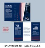 vector graphic elegant business ... | Shutterstock .eps vector #601696166
