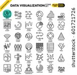data visualization concept... | Shutterstock .eps vector #601721726
