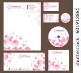 creative vector abstract for... | Shutterstock .eps vector #601913885