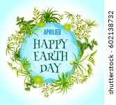 Earth Day. Ecology Concept.