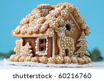 Christmas Gingerbread House....