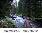 badger creek | Shutterstock . vector #602228222