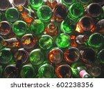Glass Bottle Background