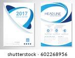 template vector design for... | Shutterstock .eps vector #602268956