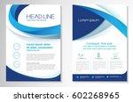 template vector design for... | Shutterstock .eps vector #602268965