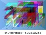 direction icon design   Shutterstock .eps vector #602310266