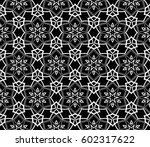 abstract repeat backdrop.... | Shutterstock .eps vector #602317622