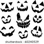 halloween | Shutterstock .eps vector #60240529