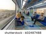 dubai  united arab emirates  05 ... | Shutterstock . vector #602487488
