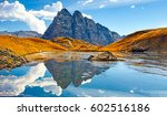 Mountain Lake Reflection...