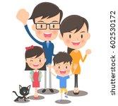 family | Shutterstock .eps vector #602530172